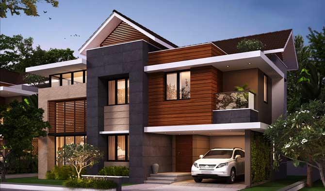 villas for sale in Kochi
