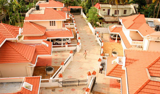 villa projects in Kochi