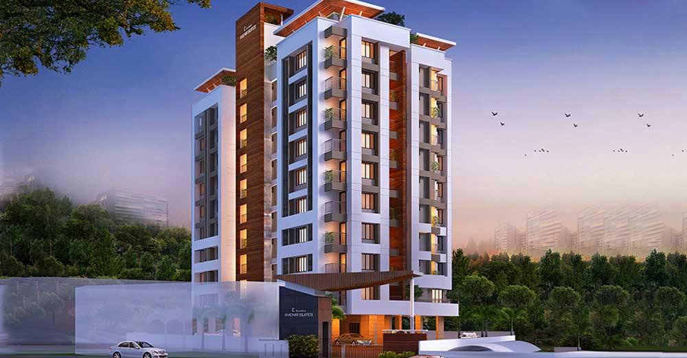 Builders and developers in kochi